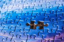 Fehlendes Puzzleteil by Mathias Karner