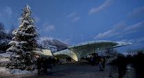 Innsbruck - Hungerburgbahn Bergstation 2 by Rolf Sauren