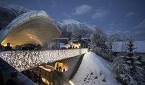 Innsbruck Hungerburgbahn Bergstation by Rolf Sauren
