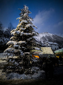 Innsbruck Hungerburg Christkindlmarkt by Rolf Sauren