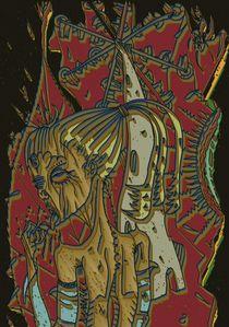 Alien von Peter Madren