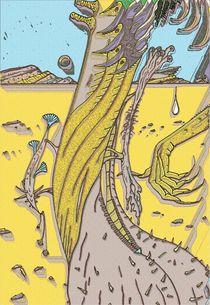 Saguaro von Peter Madren