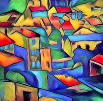 Frankreich by Maggie Sachmann