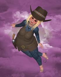 Pummelfee-Cowboy von Conny Dambach