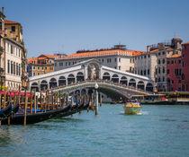 Ponte di Rialto by h3bo3