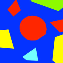 Trabanten Blau by Albert Weber