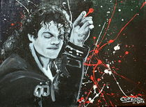 King of Pop von Edmond Marinkovic