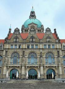 Das Neue Rathaus in Hannover by gscheffbuch