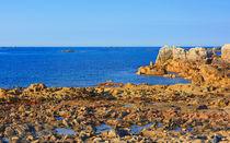 Abendsonne an der Cobo Bay by gscheffbuch