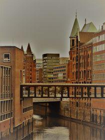 Hamburg Speicherstadt by Jens Hoffmann
