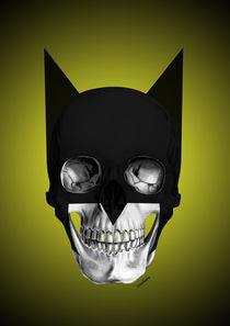 Batman Skull by Camila Oliveira