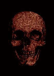 Sweet Skull II von Camila Oliveira