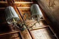 Old Lamp Zyklus I by Ingo Mai