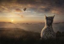Der Traum der Katze by Simone Wunderlich