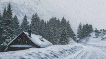 Schronisko Morskie Oko, High Tatras, Poland von Tomas Gregor