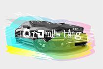 Mustang Muscle Car von zelko radic