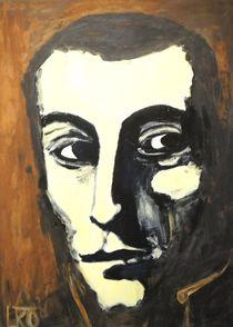Porträt: Ein General by Laurenz  Kogel