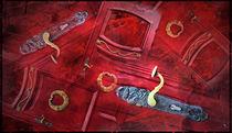 Die rote Tür von garrulus-glandarius