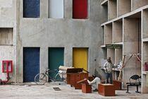 Capitol Complex unesco architectural heritage in India von Gytaute Akstinaite