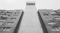 Soviet housing concrete block by Gytaute Akstinaite