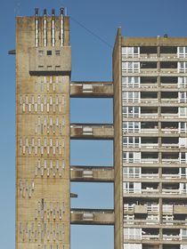 Trellick tower by Gytaute Akstinaite