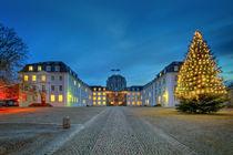 Schloss Saarbrücken Weihnachten 1 von Bettina Dittmann