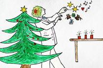 Weihnachtsgrüße von Marina von Ketteler