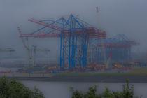 Hamburg Hafen IV by Wilhelm Dreyer