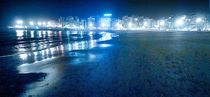 """Vamos a Las Palmas"". Abendlicher Spaziergang am berühmten Strand Las Canteras von leoncanarias"