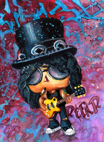 Funko Slash von Miki de Goodaboom