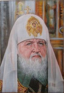 Patriarch Kirill by Alexey Kurkin