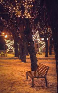 Christmas-decorations-in-poprad-slovakia