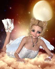 Der traeumende Engel von Conny Dambach