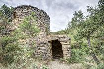 Tines de l'Escudelleta (Pont de Vilomara i Rocafort, Catalonia) von Marc Garrido Clotet