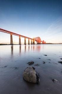 Forth Bridge - Edinburgh von Florian Westermann