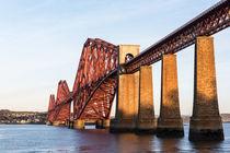 Forth Bridge - Detailaufnahme von Florian Westermann