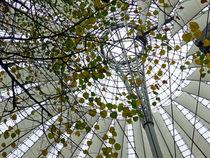 Herbst im Sony-Center by Hartmut Binder