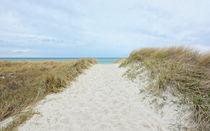 Ein ruhiger Tag am Strand von gscheffbuch