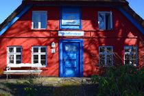 Altes Kapitänshaus in Wustrow von gscheffbuch