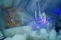 Gletschereishöhle im Dachsteingebirge von Sabine Radtke