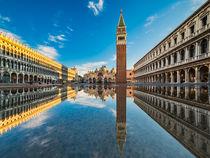 Venice Underwater von Michael Abid