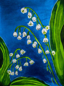 Muguet by Dawn Siegler