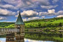 Pontsticill Reservoir Tower von Ian Lewis