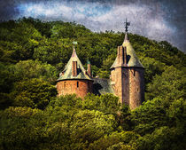Castell Coch by Ian Lewis