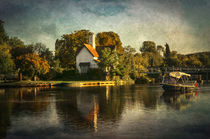 Goring on Thames by Ian Lewis