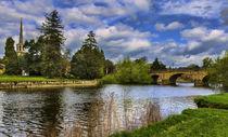 Wallingford Riverside von Ian Lewis