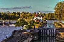 The Thames At Goring  von Ian Lewis