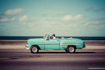 Oldtimer in Havanna by Doreen Reichmann