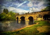 The Bridge At Wallingford von Ian Lewis
