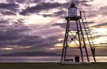 Silloth Lighthouse by Ian Lewis